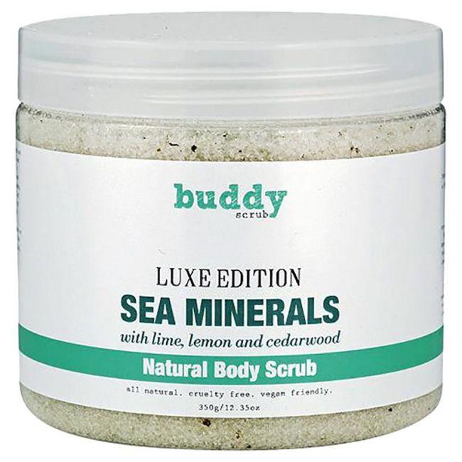 Buddy Scrub - Luxe Sea Minerals Body Scrub - 350g