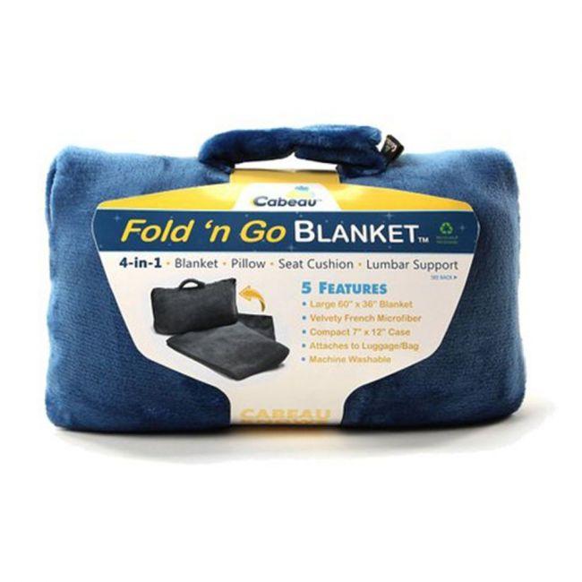 Cabeau Fold 'N Go Blanket