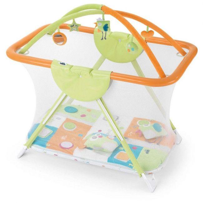Cam - Millegiochi Baby Cot - Orange