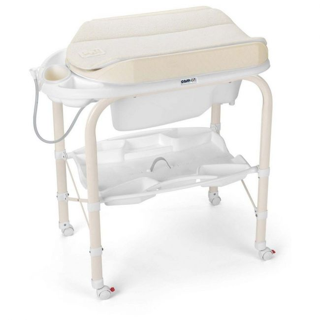 Cam Cambio Bathroom Changing Table - White
