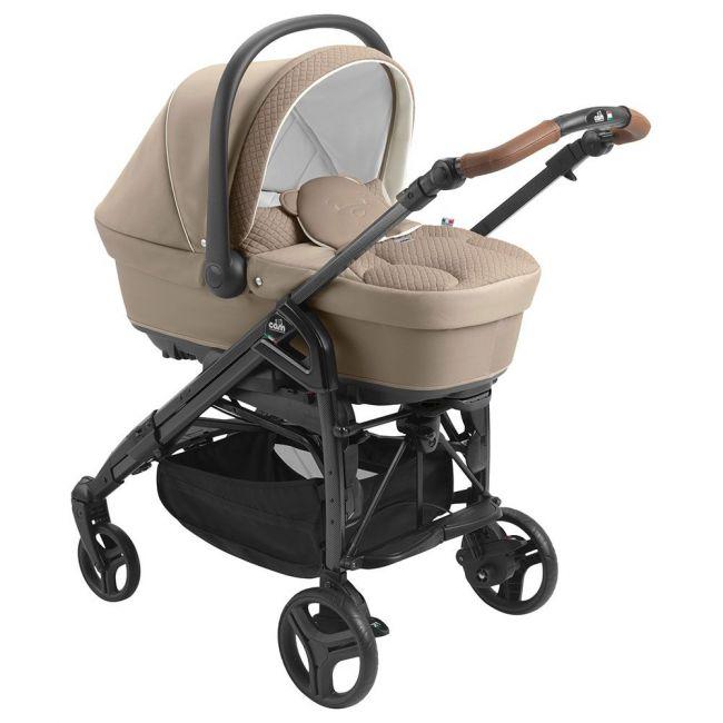 Cam - Combi Family Romantic Travel System - Brown