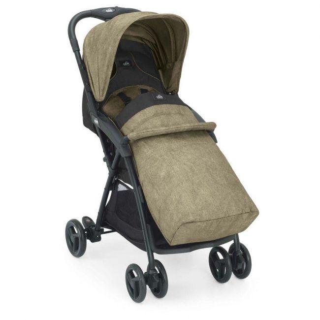 Cam Curvi Stroller - Brown