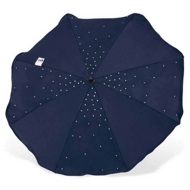 Cam Parasol with Crystals - Blue