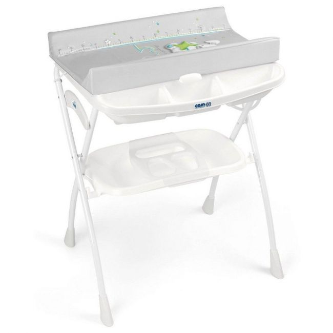 Cam Volare Bath Table - Grey