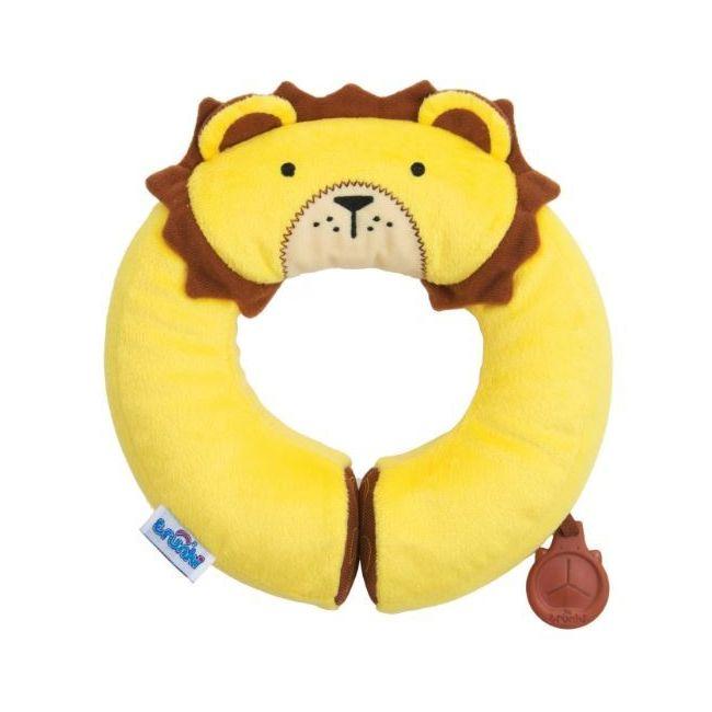 Trunki Yondi Yellow Lion Neck Roll Cushion