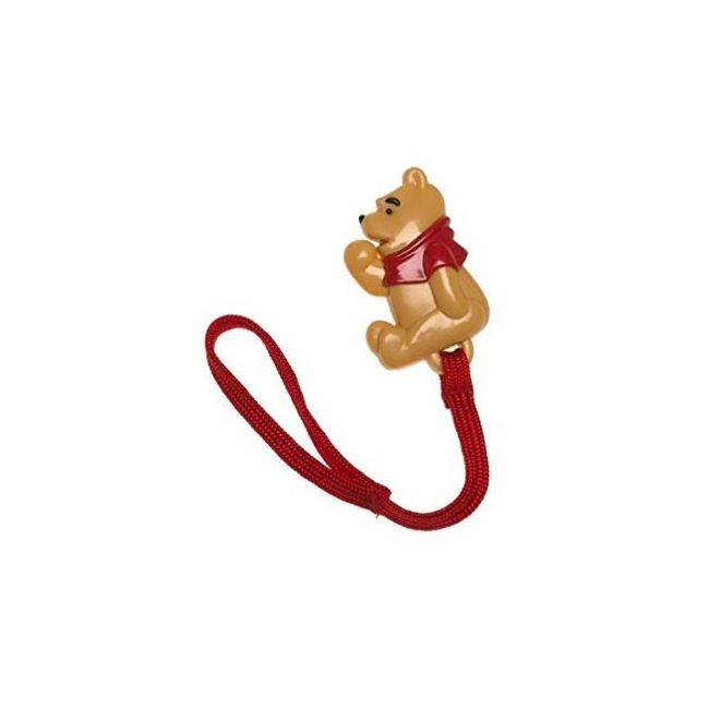 The First Years Pooh Pacifier Attach Clip