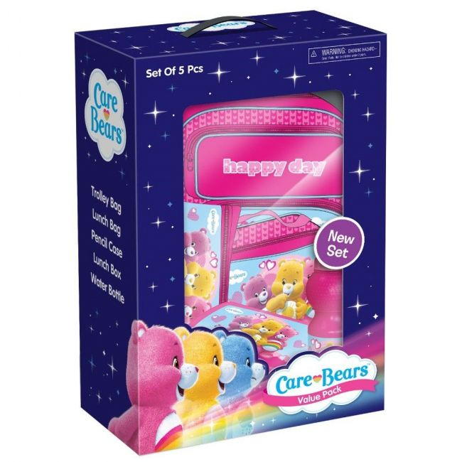 Disney Care Bears Value Pack Set Trolley 18 inch