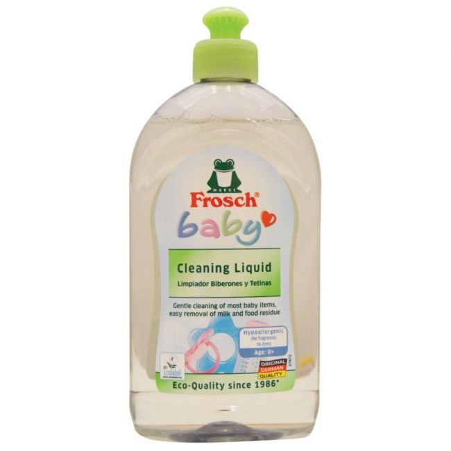 Frosch - Eco-Friendly Baby Cleaning Liquid - 500ml