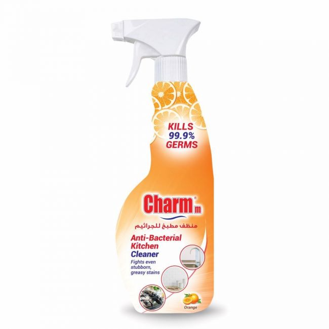 Charmm - Anti-Bacterial Kitchen Cleaner 650ml