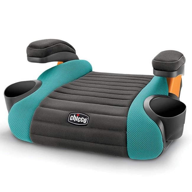 Chicco Raindrop Gofit Backless Booster Seat