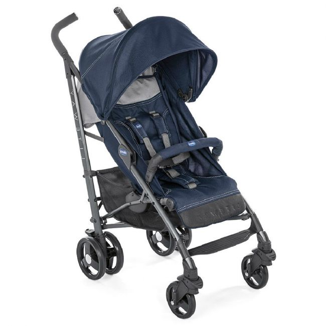 Chicco India Ink Lite Way 3 Basic Stroller With Bumper Bar