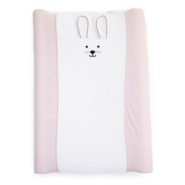 ChildHome - Changing Cushion Cover - Rabbit Jersey Pink