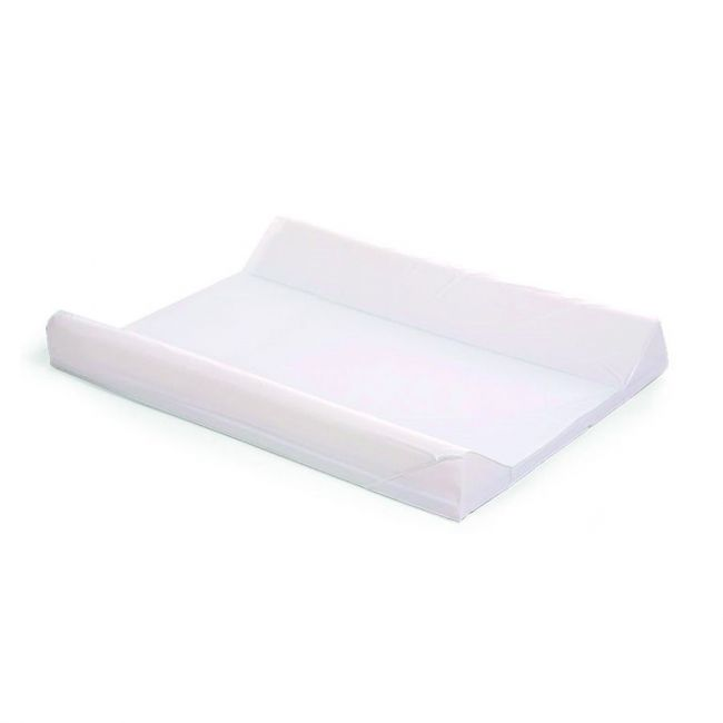 Childhome White Changing Table Nursery Cushion, 70x51cm