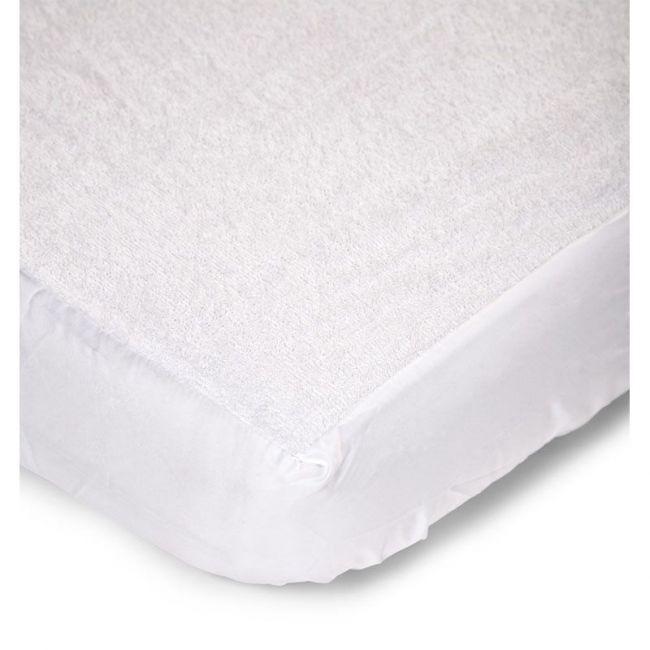 ChildHome - Playpen Mattress Protection (75 x 95 cm) - White