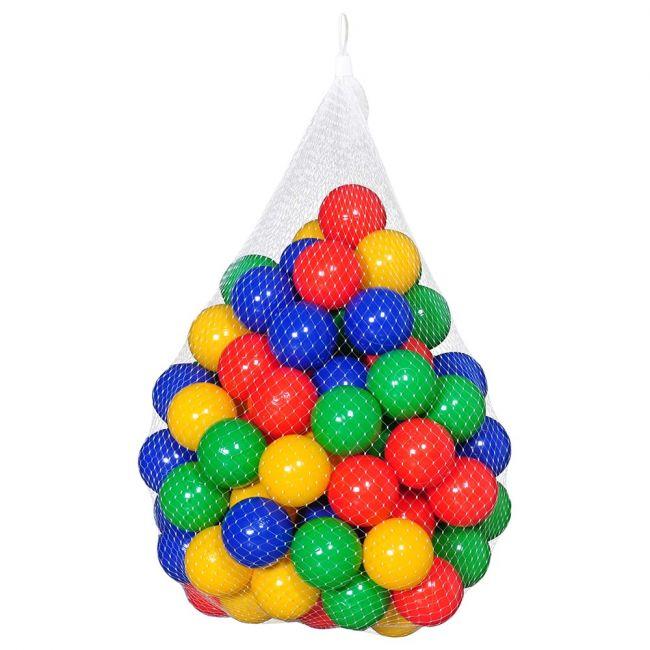 Ching Ching - Net Bag 6cm Balls 100pcs