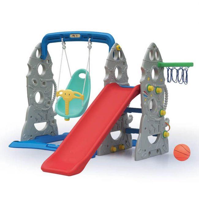 Ching Ching - Rocket Slide Swing