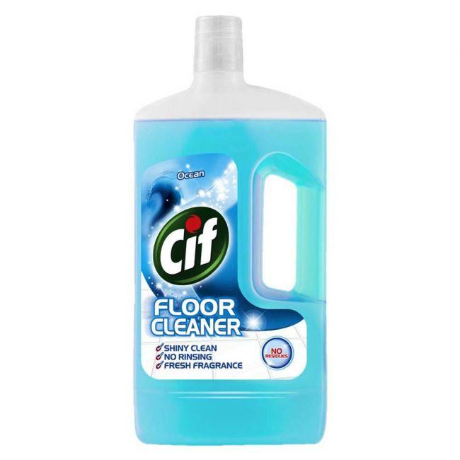 Cif - Floor Cleaner Ocean 950Ml