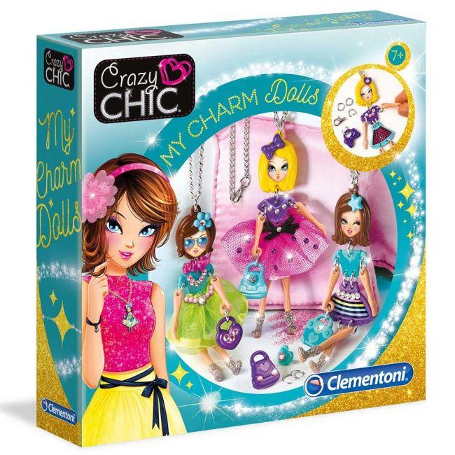 Clementoni - Crazy Chic - Crazy Dolls