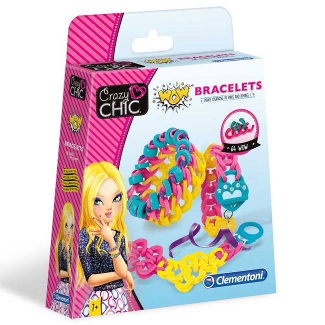 Clementoni - En-Joy Bracelets - Happiness