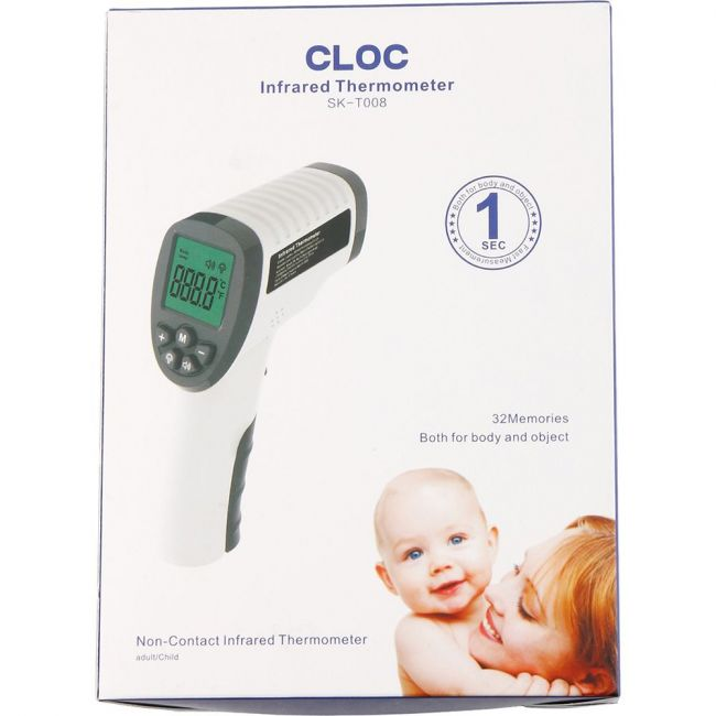 Cloc - SK-T008 Infrared Thermometer