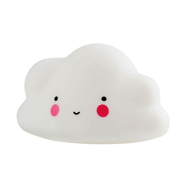 Eazy Kids - Cloud Night Lamp Light - White