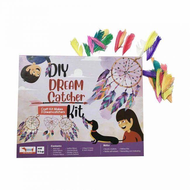 Cocomoco kids - DIY Dream Catcher