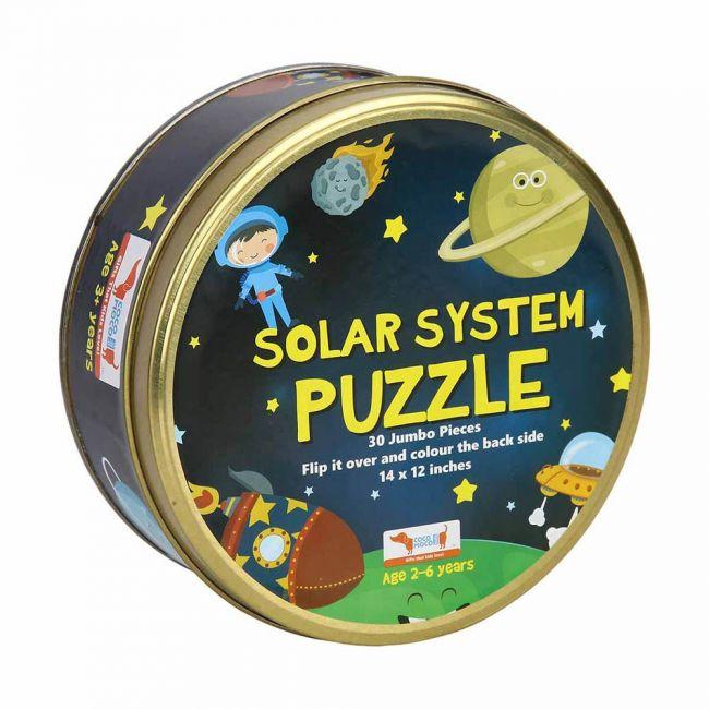 Cocomoco kids - Solar System Puzzle