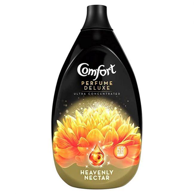 Comfort - Fabric Softner Perfume Deluxe Heavenly Nectar 58 Wash, 870ml
