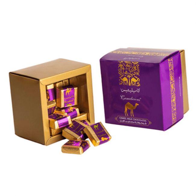 Camelicious - Camel Milk Chocolates - 250g