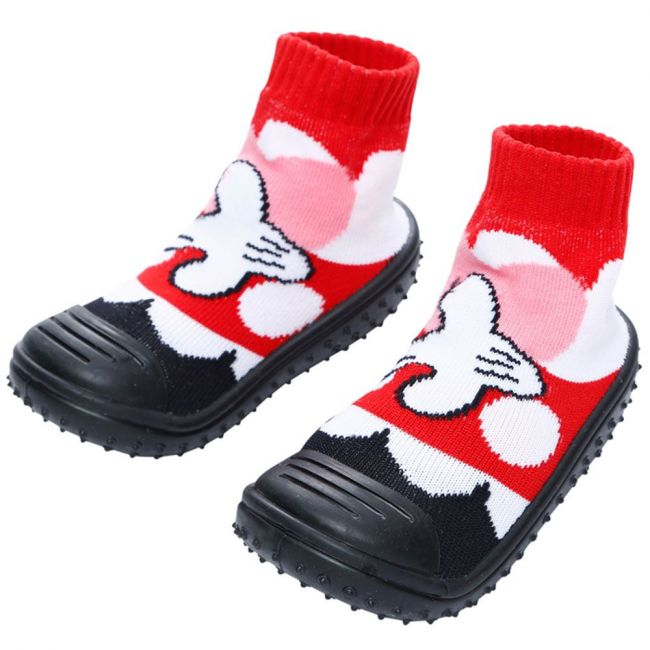 COOL GRIP Baby Shoe Socks Minnie Mouse