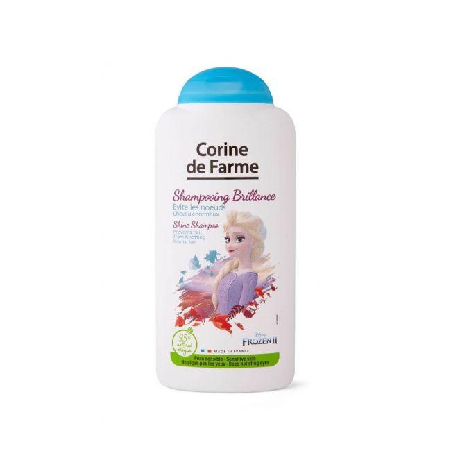 Corine De Farme - Shine Shampoo Frozen 2 / Princess 250Ml