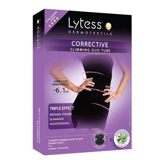 Lytess - Corrective Slimming Duo Tube - Black