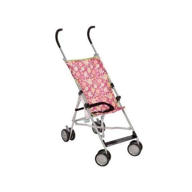 Cosco Pink Umbrella Stroller Noelle