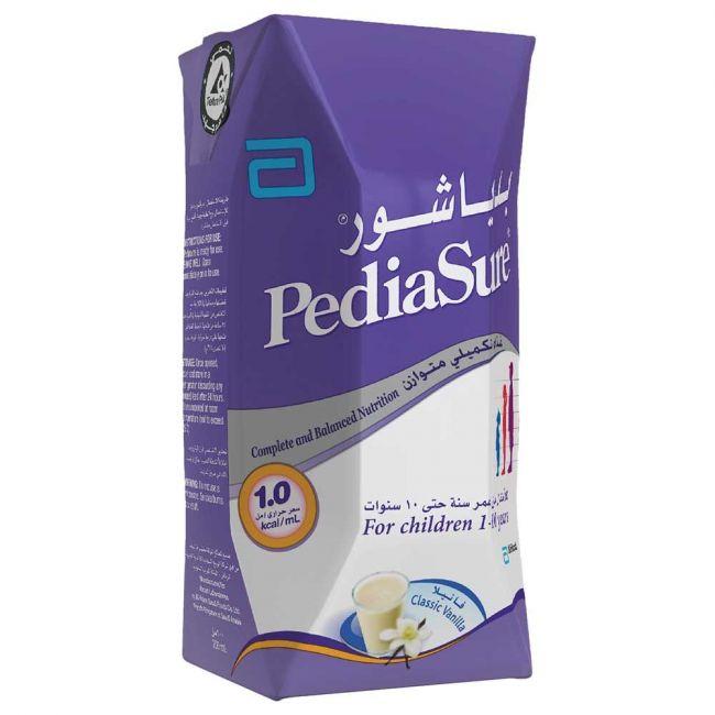 Pediasure Vanilla Liquid 200Ml