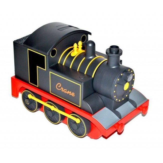 Crane Black Ultrasonic Cool Mist Humidifier The Crane Train