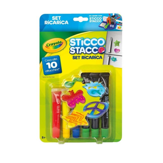 Crayola - Cling Creator Refill Pack