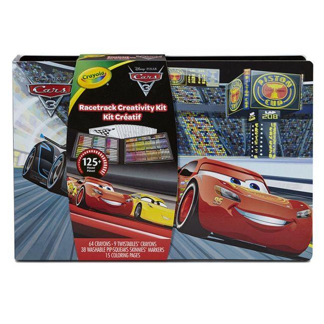 Crayola - Deluxe Case Cars 3