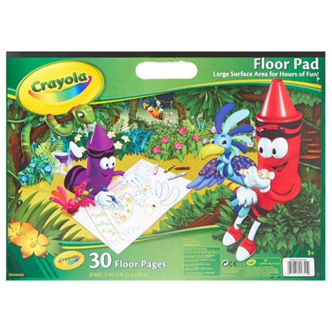 Crayola - Giant Floor Pad