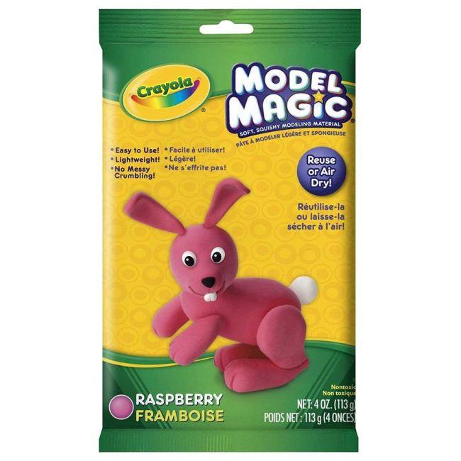 Crayola - Model Magic 4 Oz. Pouch Raspberry