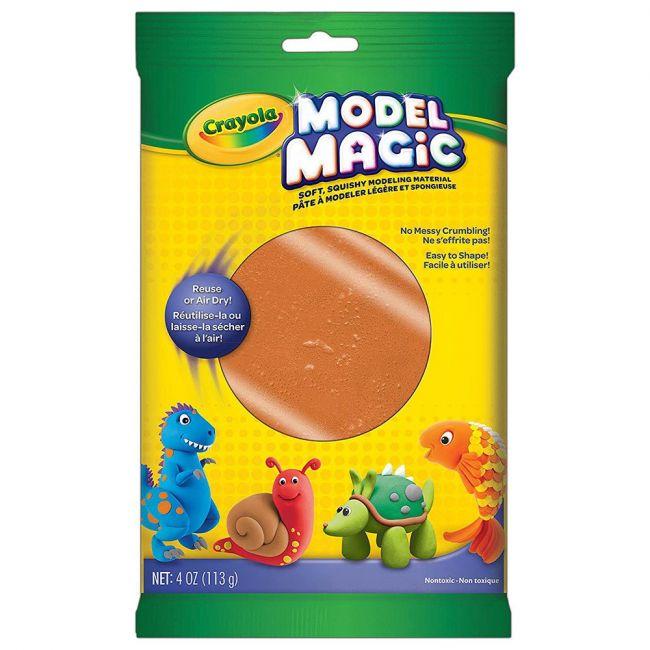 Crayola - Model Magic 4 Oz. Pouch Terra Cotta