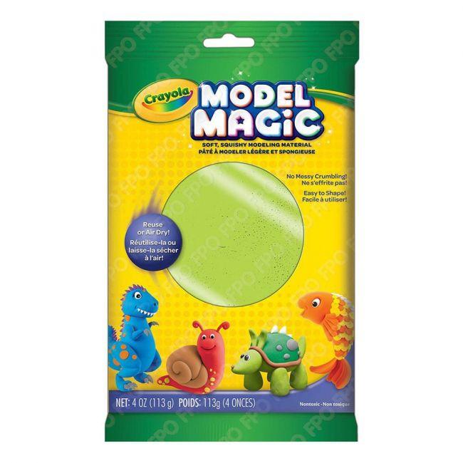 Crayola - Model Magic Green Sachet 113 Grams