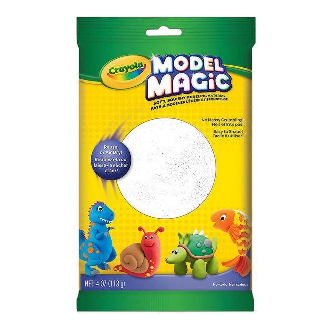 Crayola - Model Magic White Sachet 113 Grams