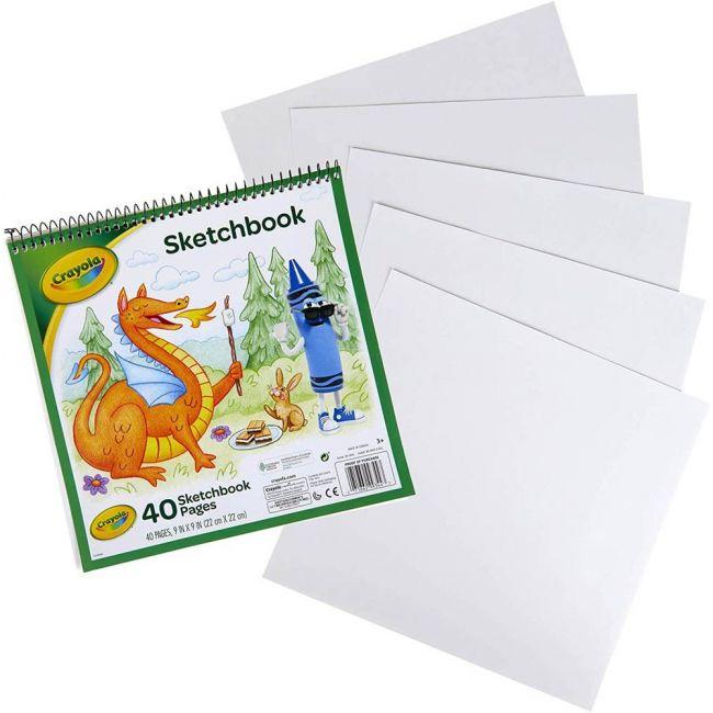 Crayola - Sketch Book