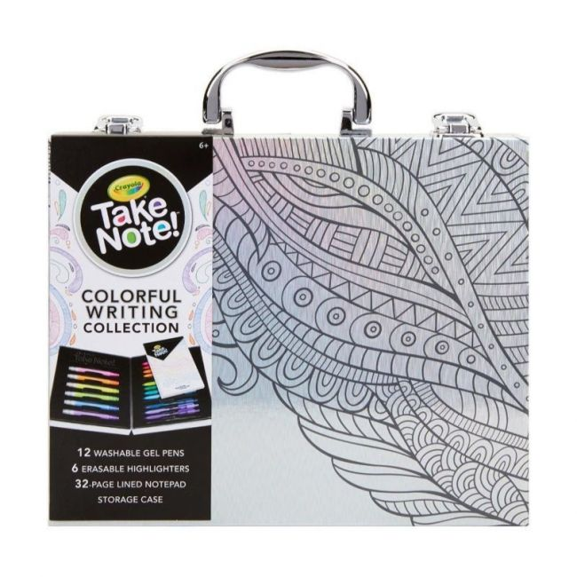 Crayola - Take Note! Colorful Writing Collection