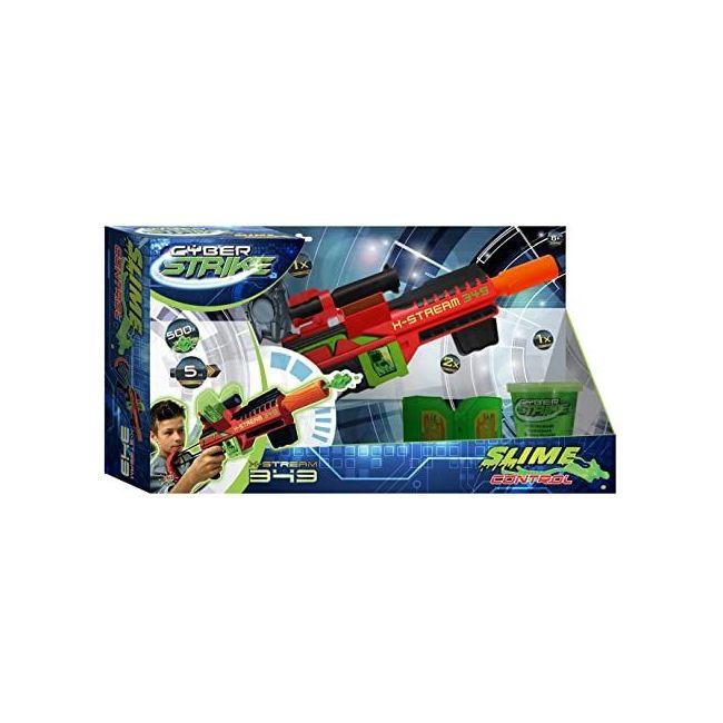 Cyber Strike - Slime Control X Streme 349