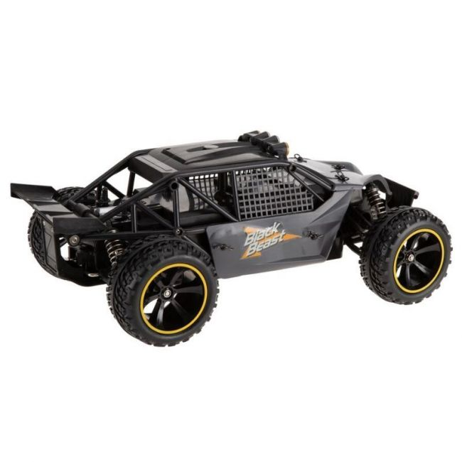 D-power - Remote Controlled Car - Black Beast