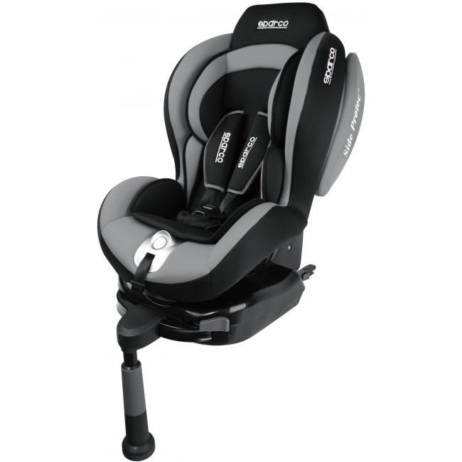 Sparco Grey F500i Isofix Group 1+ Car Seat