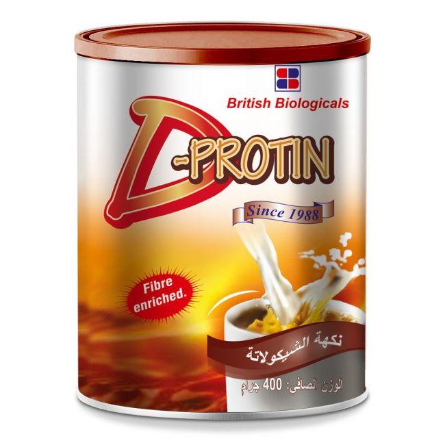 D-Protin - Nutritional Supplement