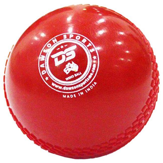 Dawson Sports - Cricket Windball - Red