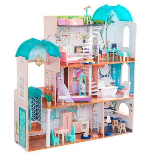 Kidkraft - Camila Wooden Dollhouse for Girls